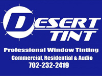 Desert Tint Window Tinting in Las Vegas